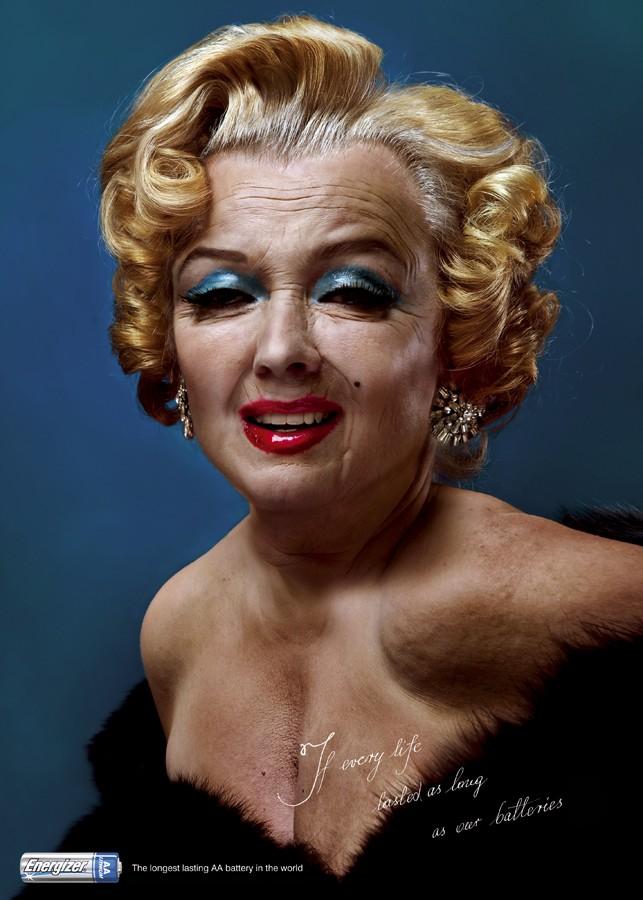 Marilyn Monroe si elle était vivante aujourd'hui
